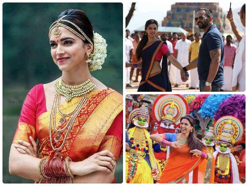 Deepika padukone that chamkeela stitch for 1234 get on the dance floor songs