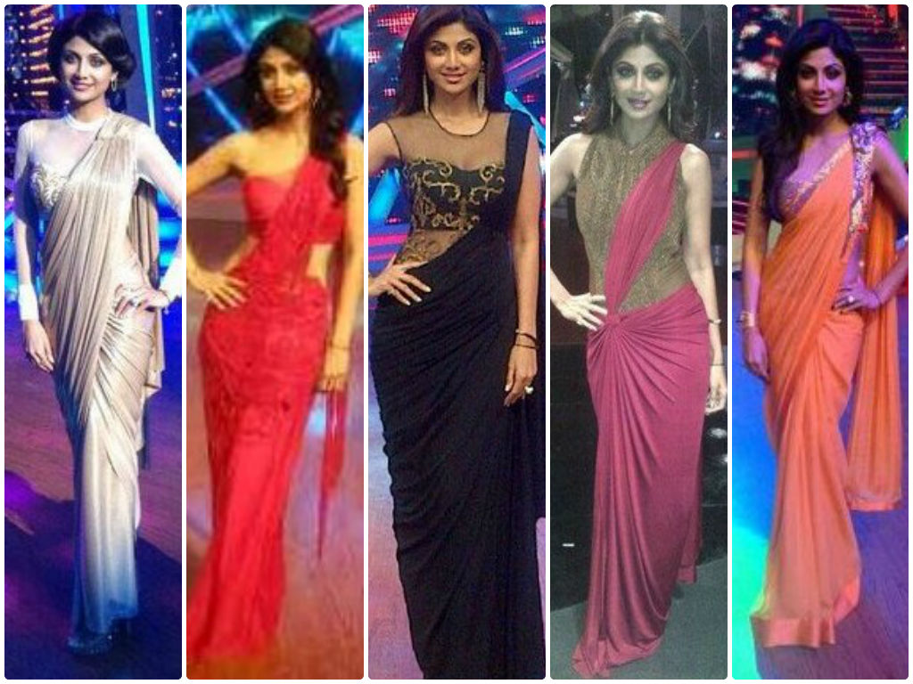 sari gown – That Chamkeela Stitch