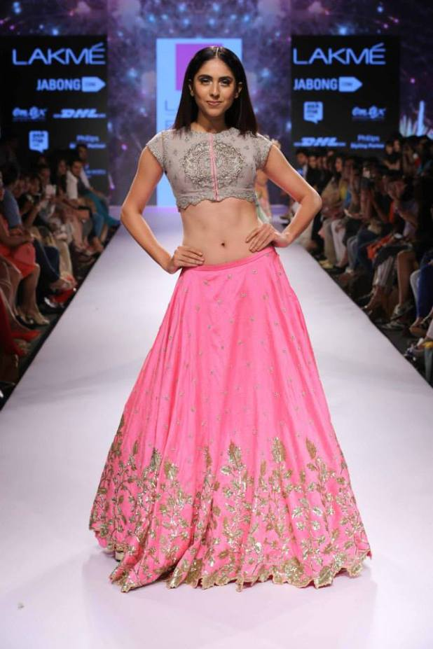 bridal inspiration - sangeet anushree reddy
