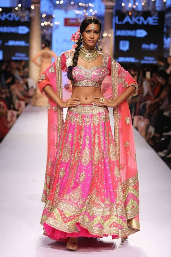 bridal inspiration - wedding suneet verma