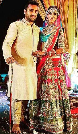 Nishka Lulla Wedding 4