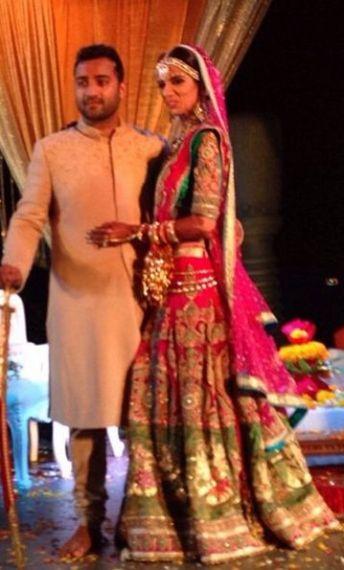 Nishka Lulla Wedding 5
