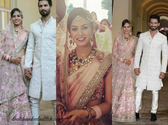 Mira-Rajput-Wedding-Lehenga