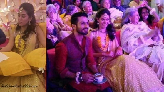 Shahid-Mira-Wedding-Sangeet