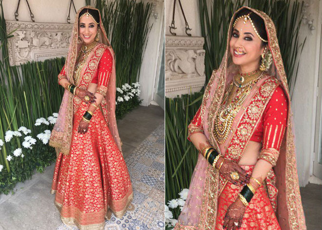 urmila matondkar�s bridal style 5 things we loved that