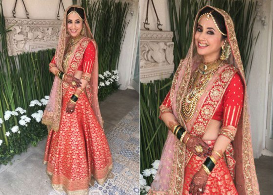 Urmila-Matondkar-Wedding
